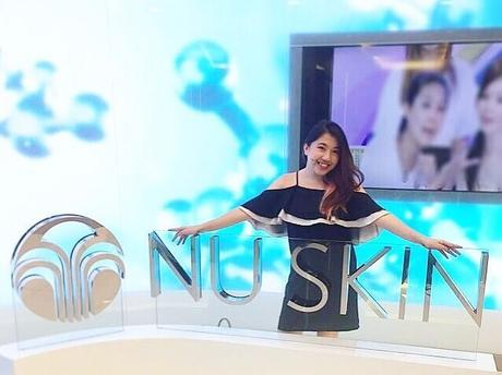 My secret to staying slim from wedding & beyond: Nu Skin ageloc TR90