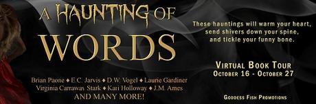 A Haunting of Words Anthology @goddessfish @@donise_sheppard