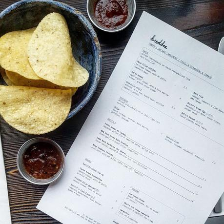 Eating Out|| Breddos Tacos, Clerkenwell
