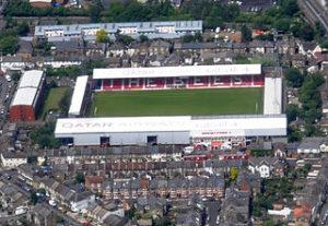 The first time ever I saw your ground: Brentford's Griffin Park