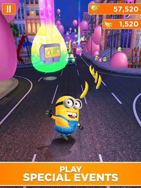 Minion Rush: Despicable Me Official Game | Apkplaygame.com