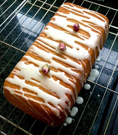 Lemony Loaf Cakes