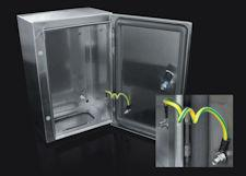 Hylec-APL Launches New DEDSS Series Lockable IP66 IK10 Stainless Steel Enclosures for Challenging Environments