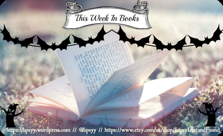 This Week in Books 18.10.17 #TWIB #HO17