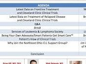 Society, Cleveland Clinic Present Free Patient Caregiver Educational Forum Nov. Chronic Lymphocytic Leukemia