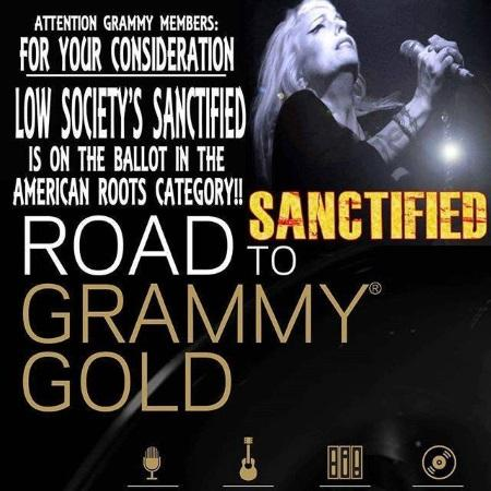 Low Society: first step to become Grammy nominee for