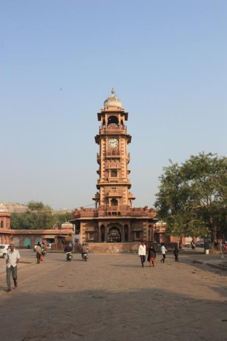 DAILY PHOTO: Ghanta Ghar, Jodhpur