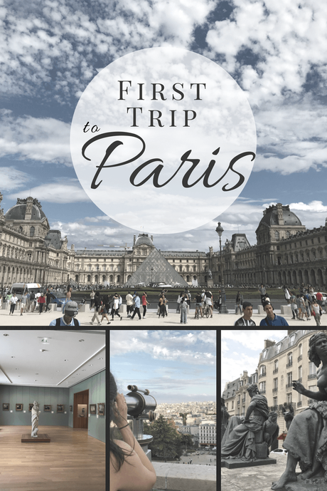 Lessons From a First Trip to Paris
