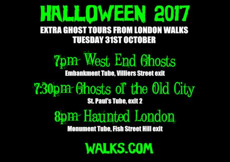 The NEW @podbean London Walks #Halloween Podcast Special: #TheExorcist Meets #TheMummy with @hallett_g & @AdamScottG