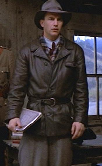 The Untouchables: Ness' Leather Jacket