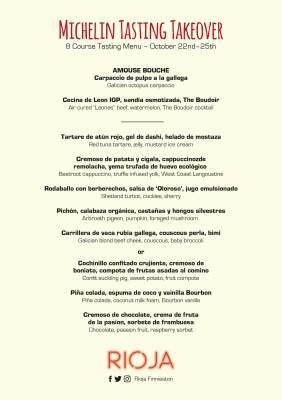 Chef Modesto Fabregat brings Michelin Star dining to Rioja In Glasgow