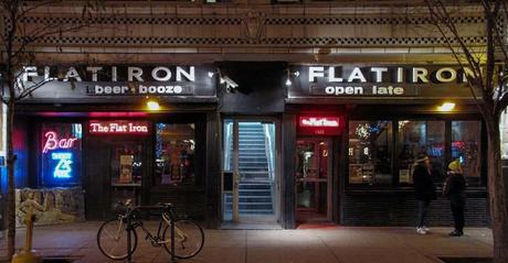 Chicago All-Nighter - The Flat Iron