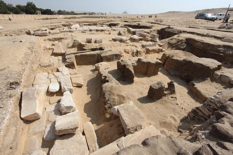 The Temple of King Ramses II Has Been Found in Egypt