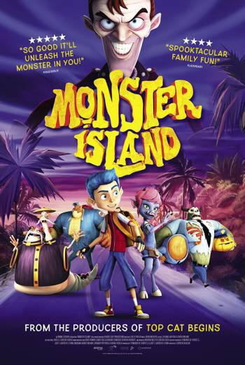 Monster island