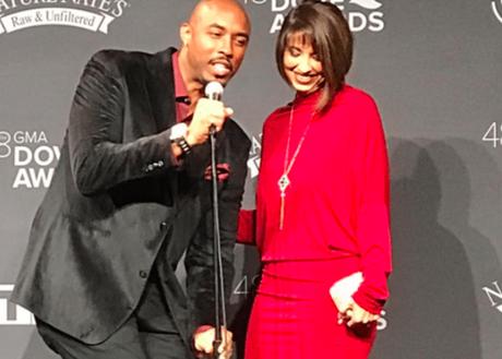 Ex R&B Singer Montell Jordan & Wife Testimony At The Dove Awards