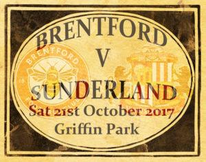 Brentford Who are You?:  'someone's due a bashing'. Does he mean Sunderland?