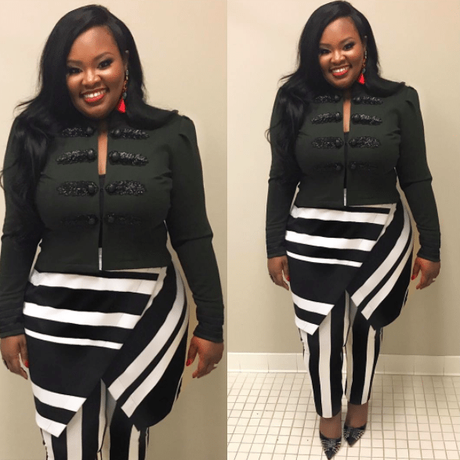 CeCe Winans Awards & Tasha Cobbs Fashion Slay At  Dove Awards