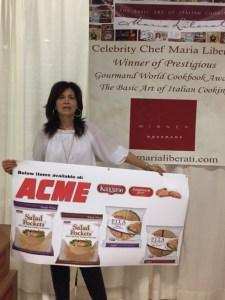Taste! Philly…. Italian Rice Salad..win an Acme Gift Certificate..