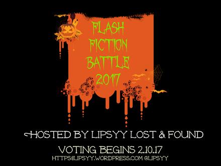 Flash Fiction Battle: Entry #2 #FFB17 #HO17