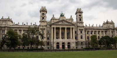 Budapest 2:  Architecture   [Sky Watch Friday]