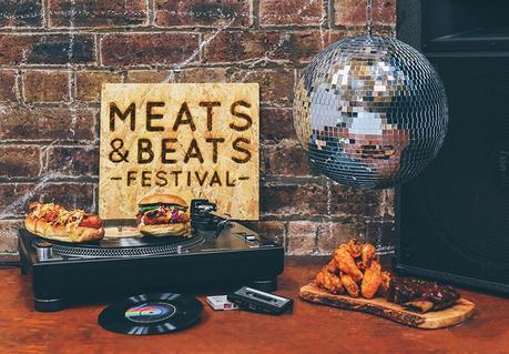 Event: Meats & Beats festival, Edinburgh