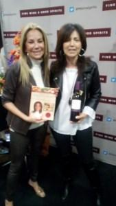 Salmon in Crazy Water, Kathie Lee Gifford and #GIFFTWines