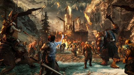 Middle-earth: Shadow of War Review: Nemesis, Loot Boxes and Orcs