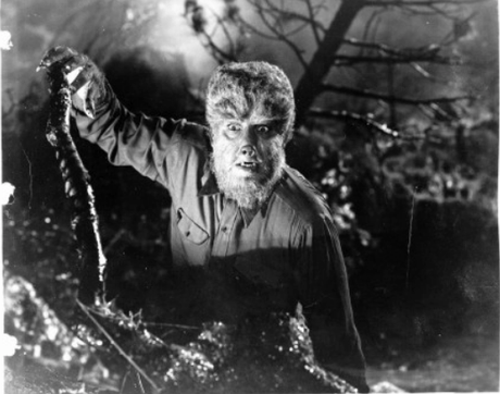 Dressing Up? A Sartorial Look At Halloween 2/4: The Wolfman #halloweencostume
