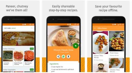 Best indian cooking recipes apps paperblog indian recipes book free forumfinder Images