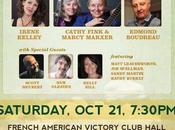 21st Annual Greater Waltham Healing Garden Benefit Concert ,Oct 2017 French American Victory Club, Waltham, Massachusetts