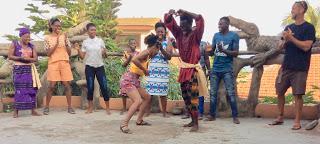 Artist Residency in Ghana 2018