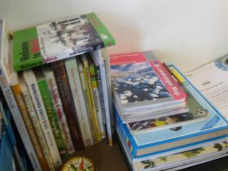 Books, Books, Books and More Books .....