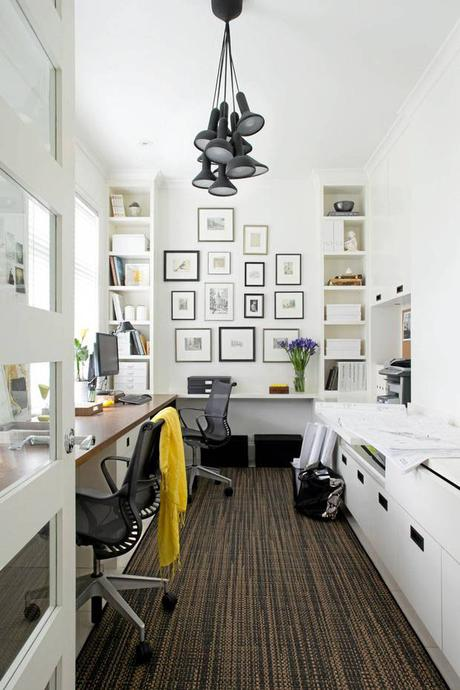 Work From Home? Here's How You Can Create Your Ideal Workspace in Your Home. Best Practice to Design a Home Office
