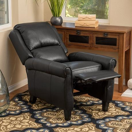 recliners for small spaces - lloyd black