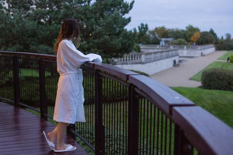 Hello Freckles Seaham Hall Twilight Spa North East Hotel Review