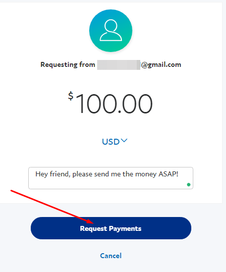 How To Send A PayPal Invoice Request Money Paperblog - Invoice asap paypal