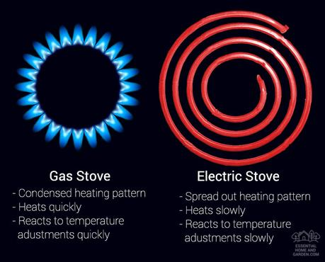 gas stove vs gas stove