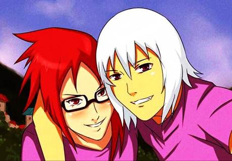 Duos in Charge of Laughs in Naruto Online