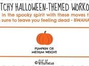 Witchy Halloween-Themed Workout