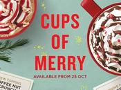 Christmas Comes Early This Year With Starbucks' Latest Drinks Merchandise