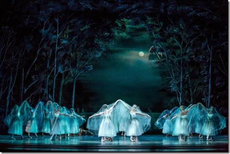 Review: Giselle (Joffrey Ballet)