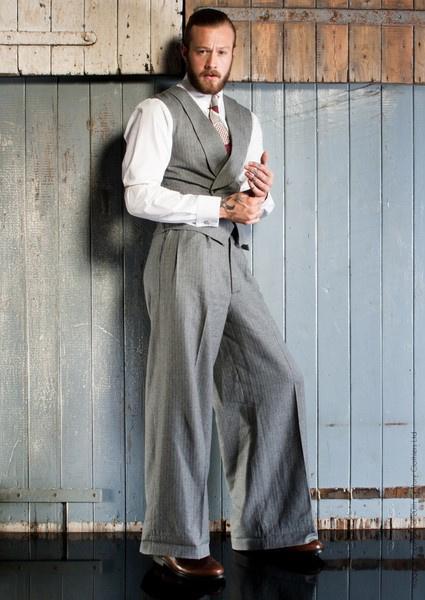 Flashback Friday To 1920s Men S Fashion Paperblog