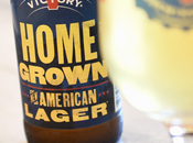 Beer Review Victory Home Grown American Lager