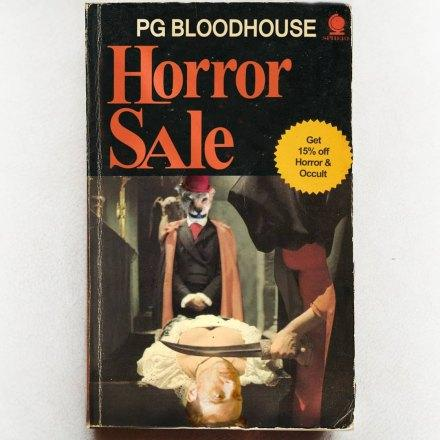Horror October Guest Post: Paperback Lost by PG Bloodhouse #HO17