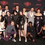 Netflix's Stranger Things 2 Premiere