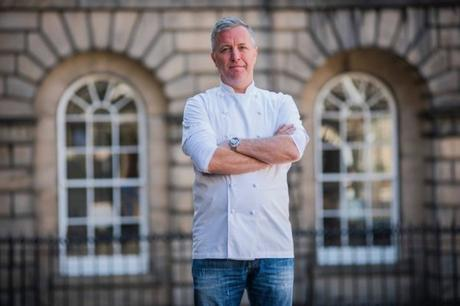 Official opening of Bistro Deluxe by Paul Tamburrini in Edinburgh