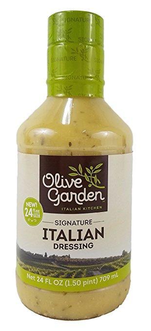 Image result for olive garden signature italian dressing