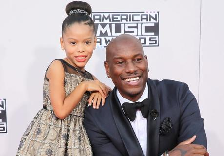 Tyrese Will Get To See His 10 Yr. Old Daughter Shayla