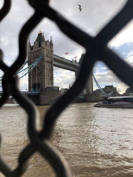 Hello Freckles iPhone 8 Plus Street Photography Photo Walk London South Bank Three Tower Bridge