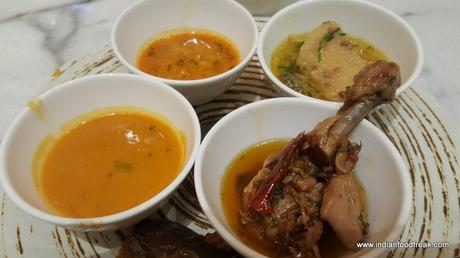 Rajpootana Kitchen: Meal Fit for the King…Literally
